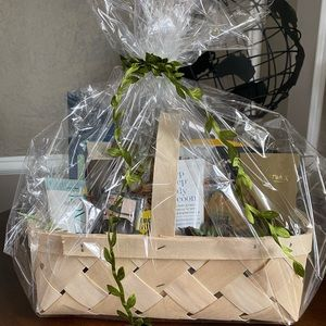 Hand Crafted Gift Basket